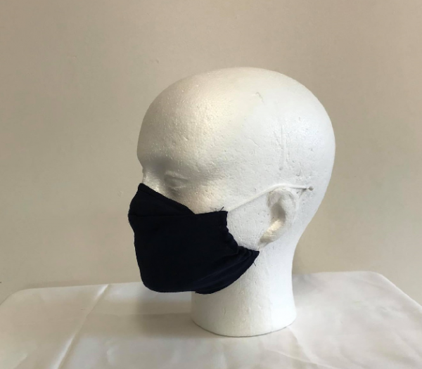Cotton Face Mask | Defog Face Covering
